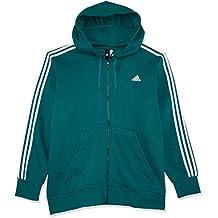 Amazon.it  felpa adidas verde e3ec54add189
