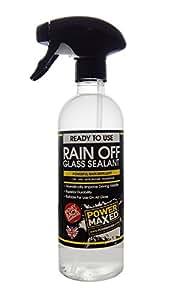 VOLVO C30pluie Off Répulsif en verre d'étanchéité pluie Car Care 500ml