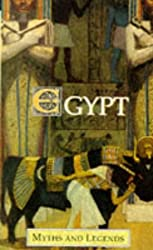 Egypt Myths And Legends (Myths & Legends)