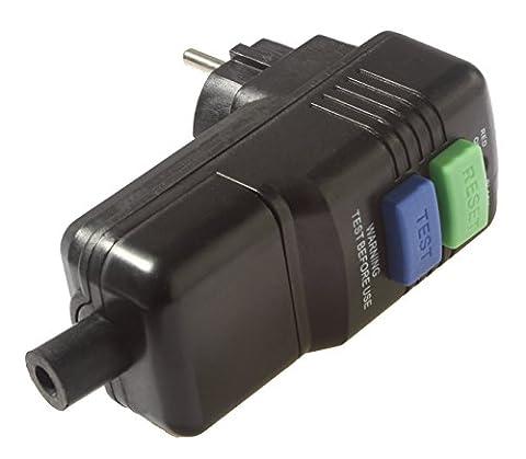 As-Schwabe 880181 Fiche à Interrupteur différentiel 30 mA 16 A