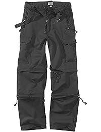 Surplus Trekking pantalons Noir