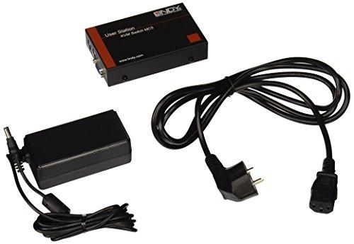 LINDY KVM Extender User Station MC5 Junior, PS/2 & VGA -