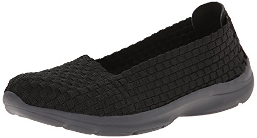 Easy Spirit e360 Quillar Toile Baskets Blk-Blk