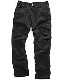 Scruffs - Pantalon - Homme noir noir