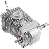 FLAMEER Pistones del Motor Cilindro Pistón Motos Piezas Cigüeñales Juntas de Motor Cojinete de Pasador de Pistón para Motosierra Stihl 023 025 Ms230 Ms250