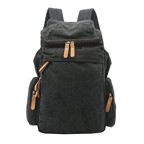 LAIDAYE Leinentaschen Schultertaschen Sporttaschen Freizeittaschen Bulk Taschen Reisetaschen Rucksäcke 1