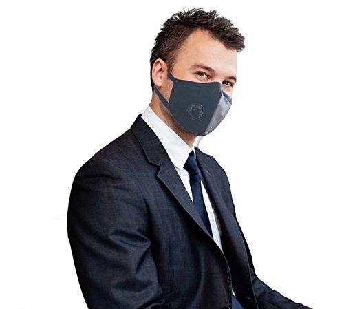 Grinhealth Anti-Pollution Mask, Black (N-Series N99)