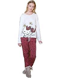 Pijama HELLO KITTY Mujer LAZO