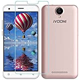 IVooMi Me5 VoLTE, Tempered Glass, Premium Real [2.5D Round Edge] 9H Anti-Fingerprints & Oil Stains Coating Hardness Screen Protector Guard For IVooMi Me5 VoLTE BY MJ CREATION