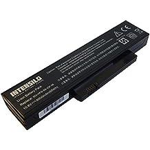 INTENSILO Li-Ion batería 6000mAh (10.8V) para ordenador portátil Fujitsu-Siemens Esprimo Mobile V5515, V5535, V5555, V6515 por SDI-HFS-SS-22F-06, etc.