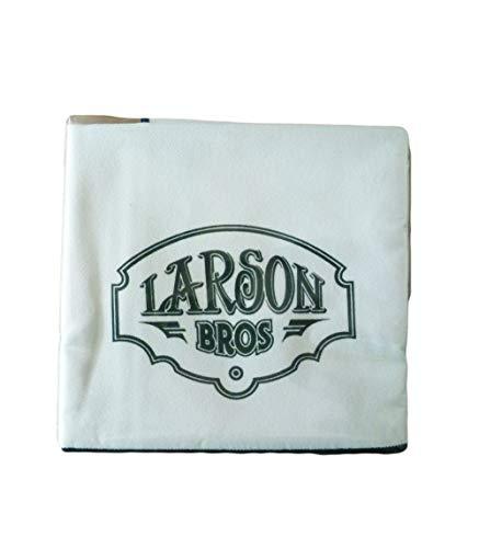 Larson Bros. Mikrofaser Tuch : Staubtuch speziell für Gitarren