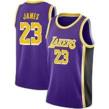runvian Lebron James, Camiseta de Baloncesto, Tejido Bordado, Ropa de Trabajo, Ropa