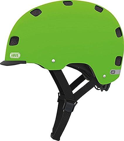 Abus Erwachsene Fahrradhelm Scraper v.2, green, 58-63 cm, 12730-4 (Grüne Scraper)