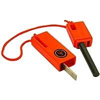 Ultimate Survival Technologies UST Spark Force Fire Starter - Orange, 15 x 9 x 1.5 cm preisvergleich bei billige-tabletten.eu