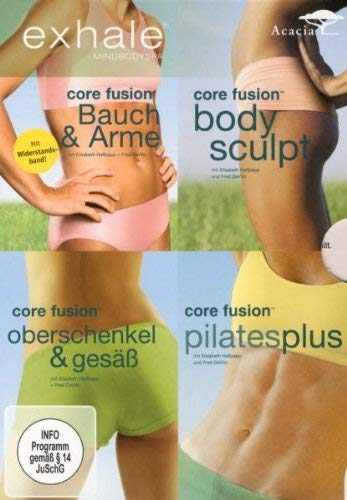 Core Fusion Box [4 DVDs] - Fusion Pal