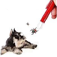 TODOBICHOS.COM TONOSEVILLA - 2 BOLIGRAFOS Pinza para GARRAPATAS Perros Gatos Mascotas