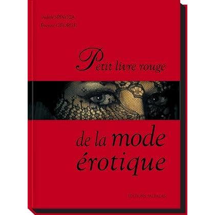 Petit livre rouge de la mode érotique