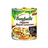 Bonduelle Légumes Façon Couscous 800g (lot de 5)