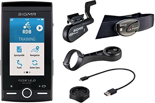 Sigma Sport ROX GPS 12.0 Sport - Sistemas de navegación - gris 2019