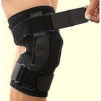 LL-Kniebandage / Klammer mit offenem Patella Design & verstellbarem Klettverschluss, atmungsaktiver Kniescheibenprotektor... preisvergleich bei billige-tabletten.eu