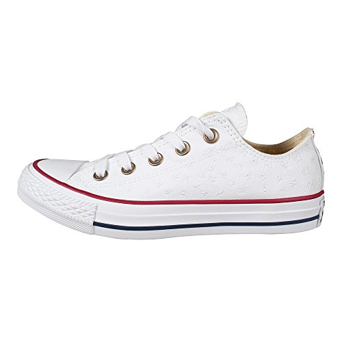 Converse Ct All Star Ox White Casino White