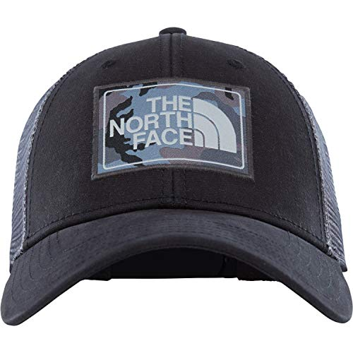 700fe1cffe THE NORTH FACE Men's Mudder Trucker Hat, TNF Black/Asphlt Gry Camo, One