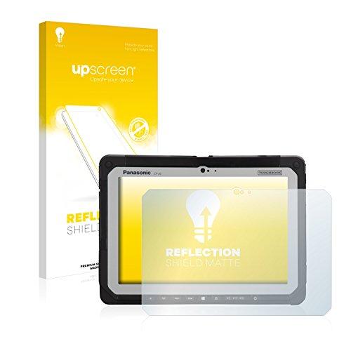 upscreen Matt Schutzfolie für Panasonic Toughbook CF-20 - Entspiegelt, Anti-Reflex, Anti-Fingerprint