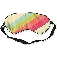 Comfortable Sleep Eyes Masks Colored Printed Sleeping Mask For Travelling, Night Noon Nap, Mediation Or Yoga preisvergleich bei billige-tabletten.eu