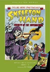 ACG COLL WORKS SKELETON HAND 01 HC