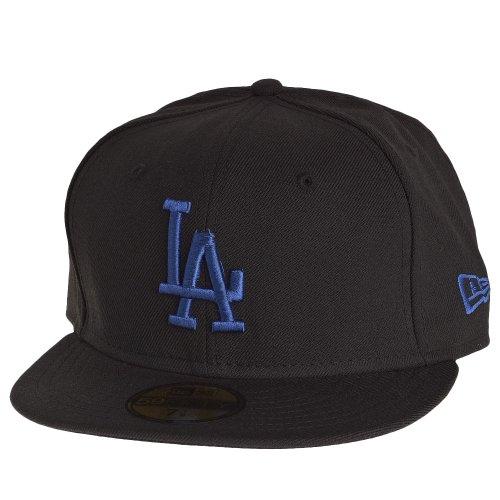 New Era 59Fifty Cap - BASIC LA Dodgers black / royal