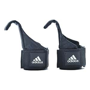 Adidas Hook Lifting Straps - Black