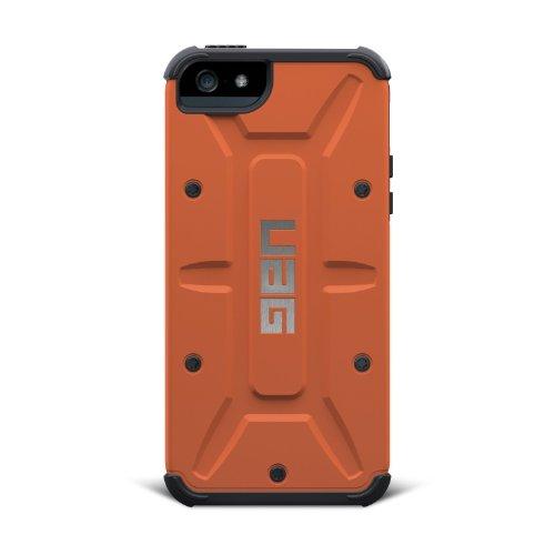 Urban Armor gear - UAG-IPH5-RST/BLK-W/SCRN-VP - zusammengesetzten Hülle für iPhone 5 / 5S Rust Rust