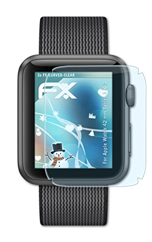 apple-watch-42-mm-series-1-2-pellicola-proteggi-3-x-atfolix-fx-curved-clear-flessibile-pellicola-pro