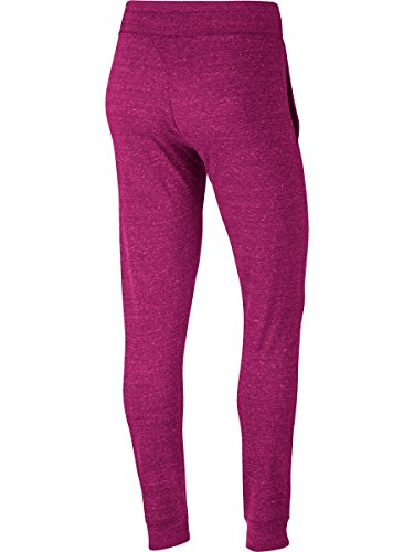 Nike Damen Trainingshose Gym Vintage Pants Sport Fuchsia/Sail