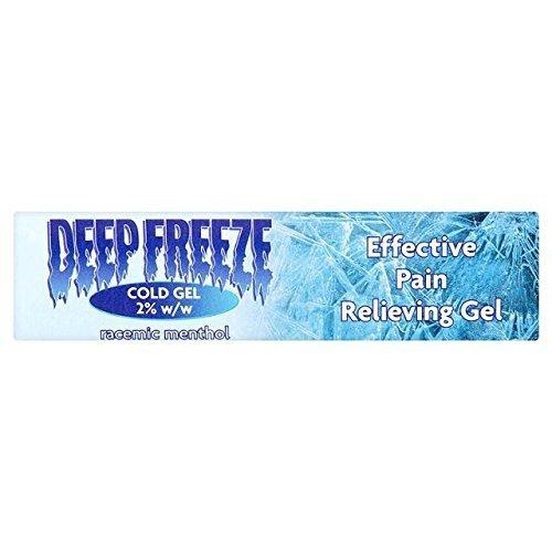 Deep Relief Gel (Deep Freeze 35 g Pain Relief Cold Gel by Deep Freeze by Deep Freeze)