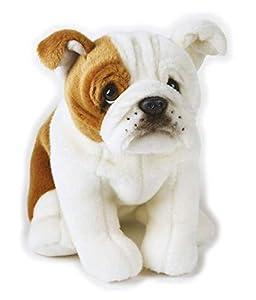 Lelly lelly74228923cm Sentado rinqhio Bull Perro de Peluche (