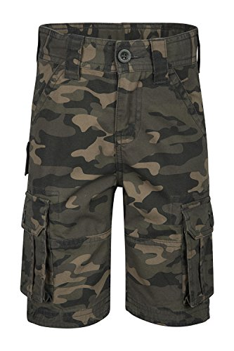 mountain-warehouse-camo-kinder-cargoshorts-khaki-140