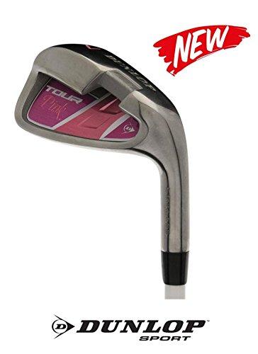 Dunlop Lady–Golf Fer/Fer pour femme (au choix: 5–7–9–PW individuelles–SW) avec fibre de carbone flex L (Lady)