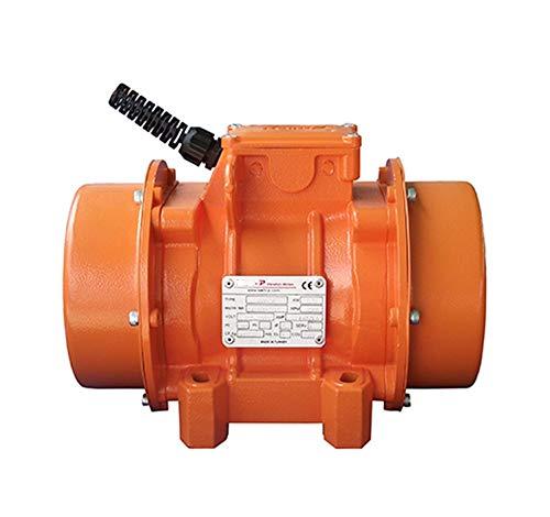 Uzman-Versand VM65 Vibrationsmotor , 3 x 230V --- 400Volt Unwuchtmotor Siebrüttler Motorrüttler Handstampfer Bodenverdichter Vibrator