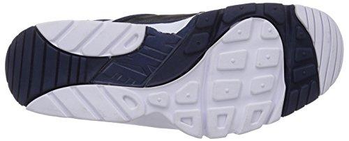 Huarache Corrida branco marinho Sapatos Premium Nike Mais osso Luz Cor 001 Air Treinador Homens Gngr Dos De Mid qapggEYwx