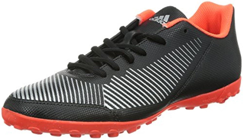 adidas Fussballschuhe freefootball Tableiro Core Black/Core Black/Solar Red 40 2/3