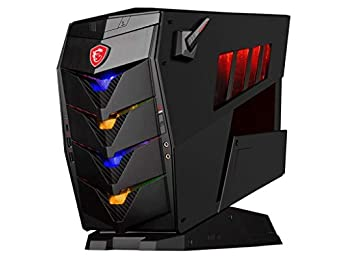 MSI Aegis 3 Desktop PC - (Black) (Intel i5-8400 2.8 GHz, 8 GB RAM, 1 TB Plus 128 GB SSD, NVIDIA GeForce GTX 1060 Graphics, Windows 10 Home)