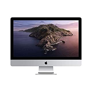 New Apple iMac (27-inch Retina 5K Display, 3.7 GHz 6-core 9th-generation Intel Core i5 Processor, 2TB) - Silver (B07NK5W4BM) | Amazon price tracker / tracking, Amazon price history charts, Amazon price watches, Amazon price drop alerts
