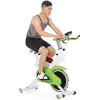 Preisvergleich für Melodycp Flywheel Fahrrad-Glättchen, Spinning Bicycle Home Pedal, Ultraschall, für den Innenbereich, Fitness-Ausrüstung, Sport, Fahrrad, Computer liest die Geschwindigkeit, die Distanz, die Zeit