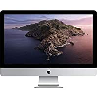 New Apple iMac (27-inch Retina 5K Display, 3.0 GHz 6-core 8th-generation Intel Core i5 Processor, 1TB) - Silver