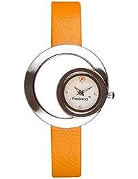 Fastrend Quartz Ladies Watch - Genuine Leather Analog Watch For Women - Wrist Watch For Women