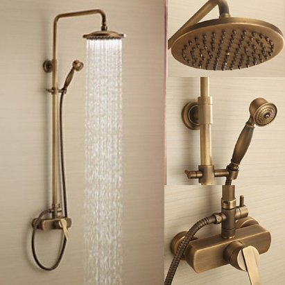 laiton-antique-8-pommeau-de-douche-murale-robinet-mitigeur-spray-a-main