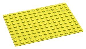 Hubelino 609213 Parte de Juguete - Partes de Juguetes (Amarillo, 1 Pieza(s), 3 año(s))