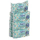 Regina Kamillenpapier Toilettenpapier, 3-lagig, 7er Pack (7 x 8 Stück)
