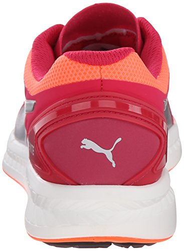 Puma Ignite V2 corsa Sneaker Rose Red-Fluo Peach-Silver